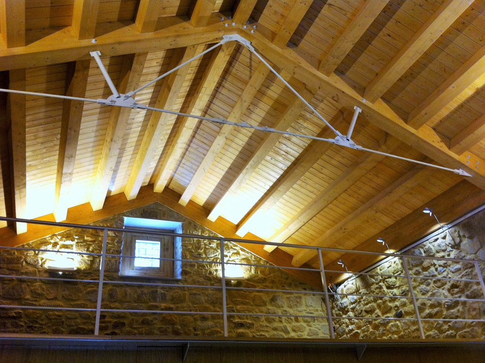 Il legno lamellare e i suoi utilizzi